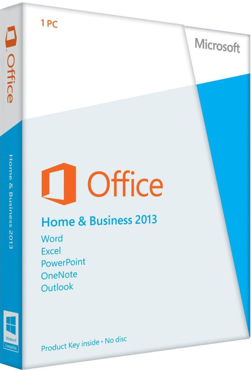 Microsoft Office 2013 Home and Business 32/64 English BOX SotMarket.ru 9820.000