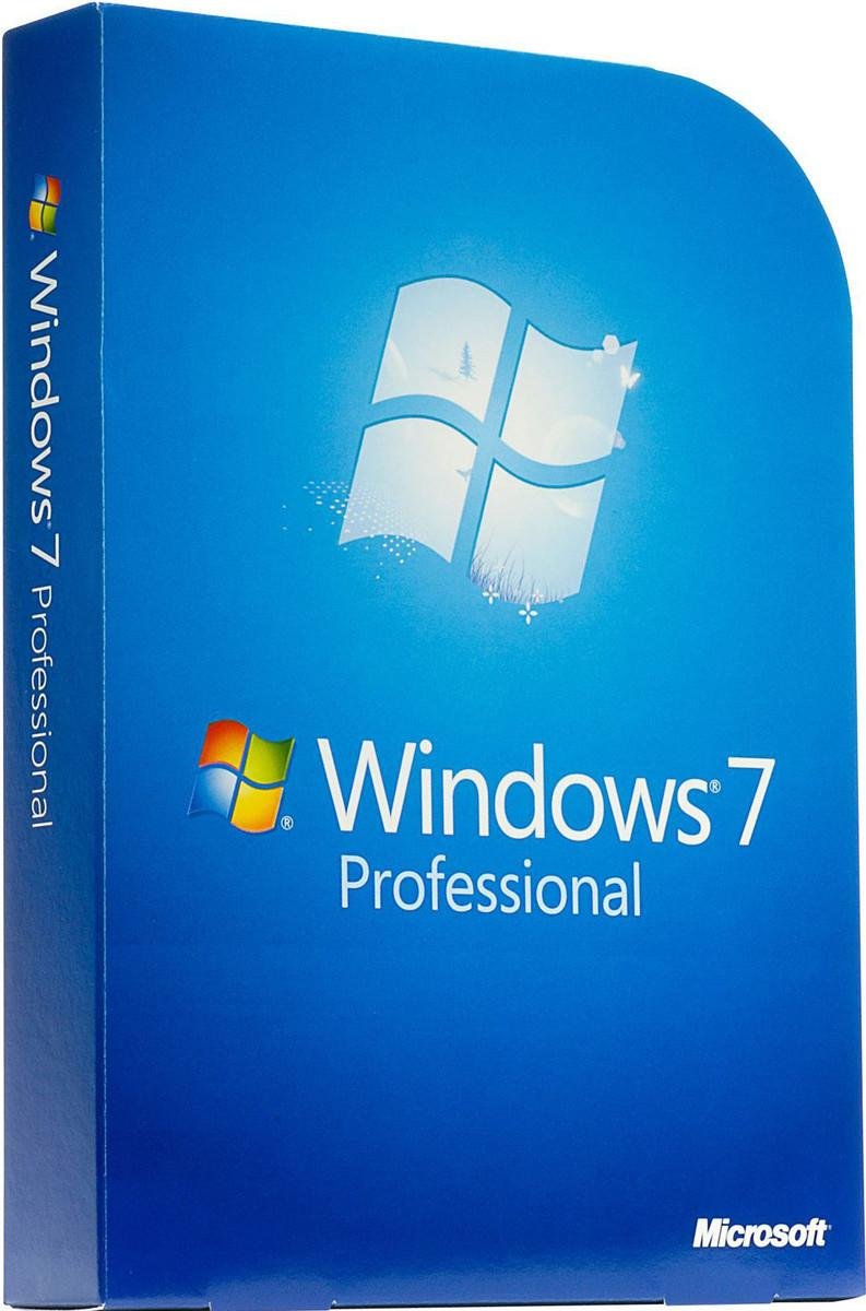 Microsoft Windows 7 Professional 64-bit English DSP OEI DVD SotMarket.ru 6870.000