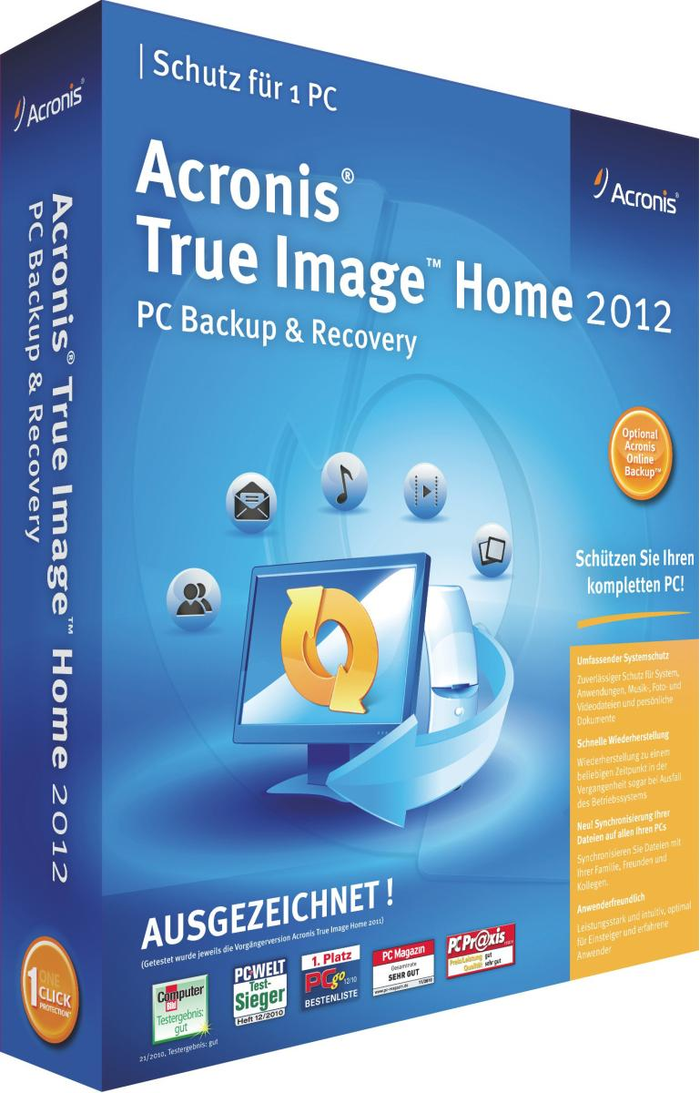 Acronis True Image Home 2012 Russian SotMarket.ru 550.000