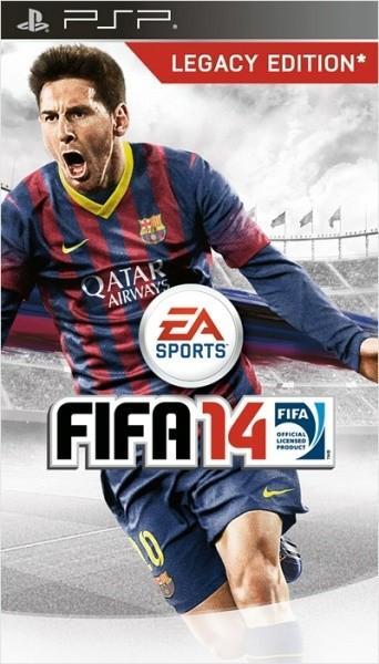Electronic Arts FIFA 14 2013 PSP английская версия SotMarket.ru 900.000