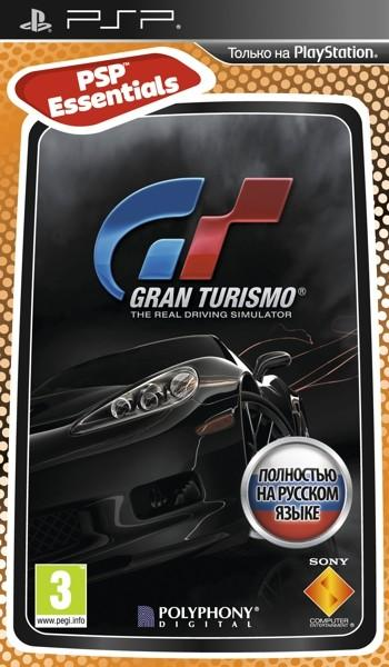 Sony Gran Turismo (Essentials) 2009 PSP русская версия SotMarket.ru 560.000