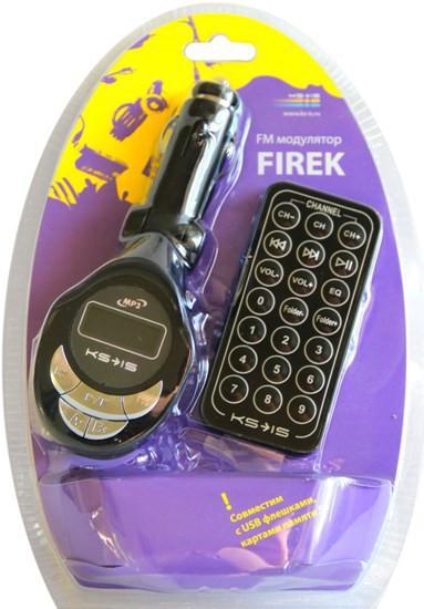 FM модулятор KS-is Firek KS-089 SotMarket.ru 570.000