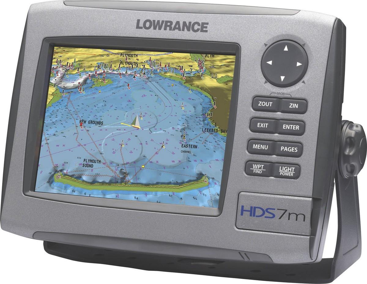 Lowrance HDS-7m (картплоттер) SotMarket.ru 42480.000