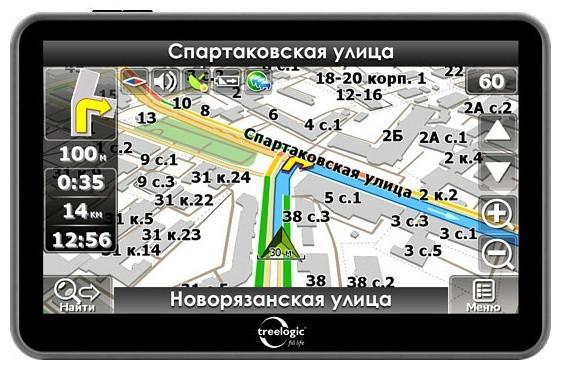 TreeLogic TL-501 4GB Navitel SotMarket.ru 2290.000