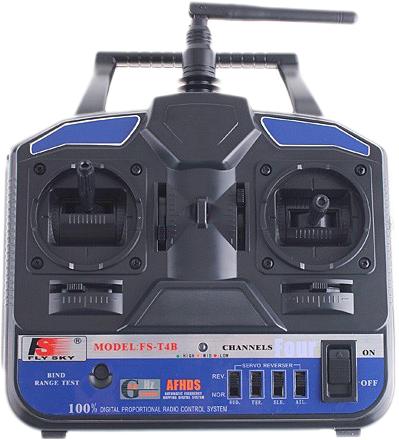 FlySky FS-T4B + R6B SotMarket.ru 2070.000