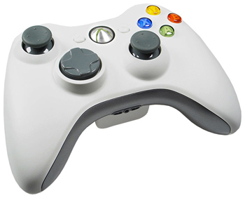 Джойстик для Microsoft Xbox 360 Wireless Controller