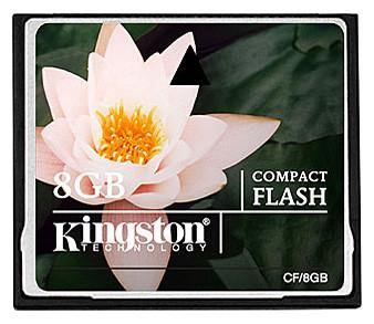 Kingston Compact Flash CF 8GB SotMarket.ru 1170.000