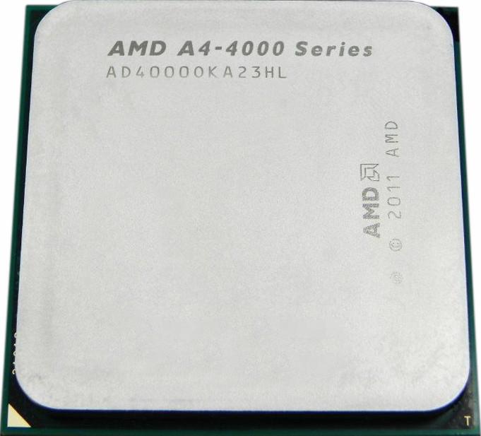 AMD A4-4000 (3000MHz, FM2, L2 1024Kb) BOX
