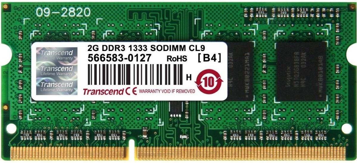 Transcend TS256MSK64V3N-I DDR3 2GB SO-DIMM SotMarket.ru 2430.000