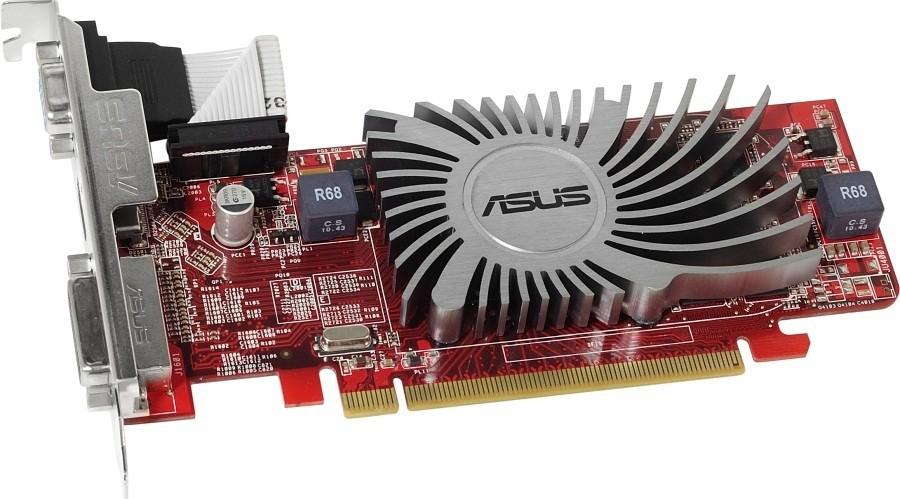 Asus Radeon HD 6450 HD6450-SL-2GD3-L PCI-E 2.1