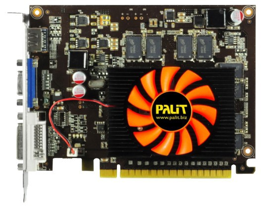 Palit GeForce GT 630 NEAT6300HD41-108XF PCI-E 2.0 SotMarket.ru 2760.000