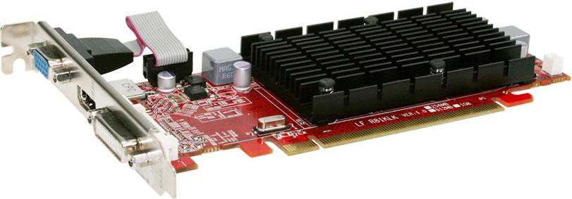 PowerColor Radeon HD 5450 AX5450 1GBK3-SHV3 PCI-E 2.1 SotMarket.ru 1850.000