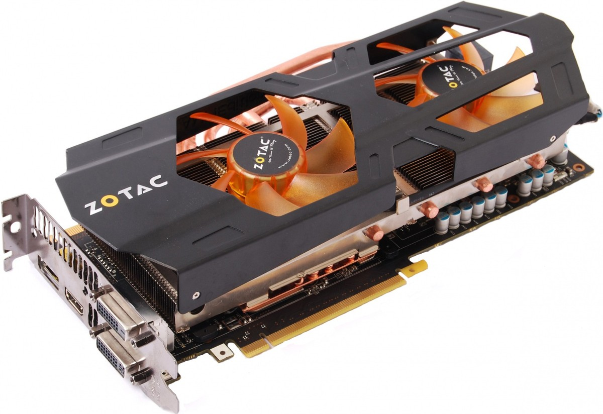 ZOTAC GeForce GTX 680 ZT-60102-10P PCI-E SotMarket.ru 19360.000