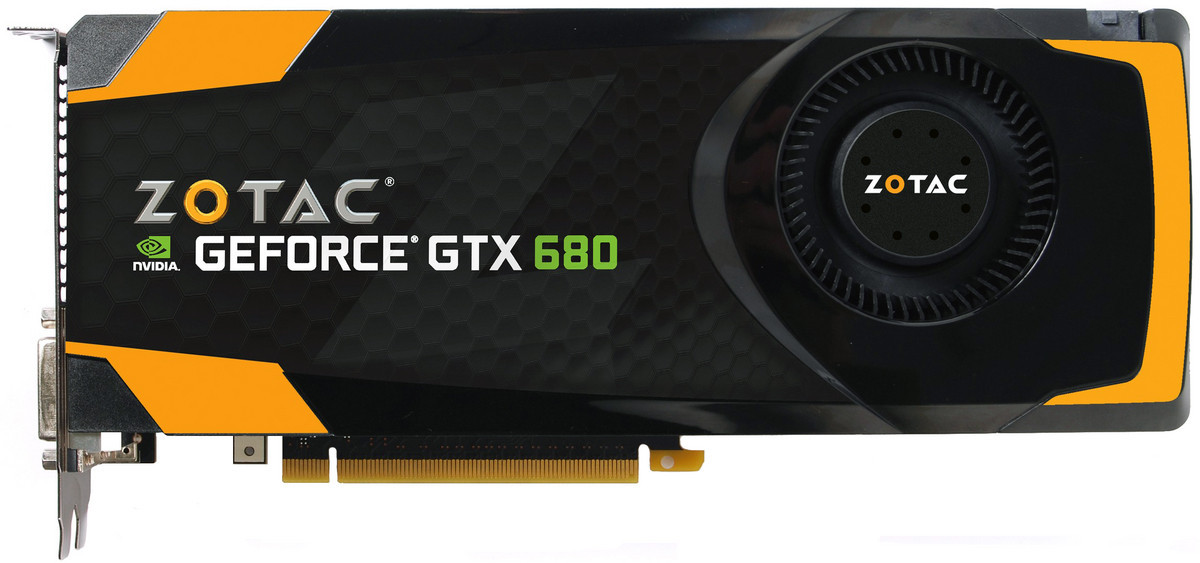 ZOTAC GeForce GTX 680 ZT-60106-10P PCI-E 3.0 SotMarket.ru 18190.000