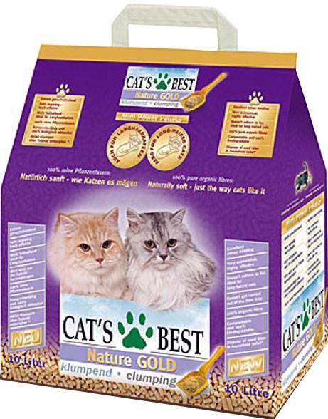 Наполнитель Cat's Best Nature Gold 12108 SotMarket.ru 1400.000