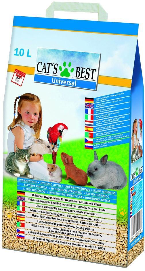 Наполнитель Cat's Best Universal 26147 SotMarket.ru 530.000