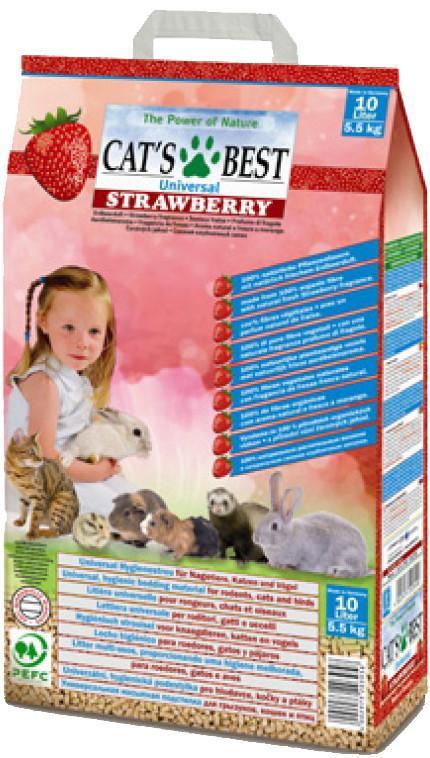 Наполнитель Cat's Best Universal 27385 SotMarket.ru 950.000