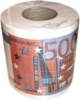 Туалетная бумага Эврика 500 евро мини SotMarket.ru 410.000