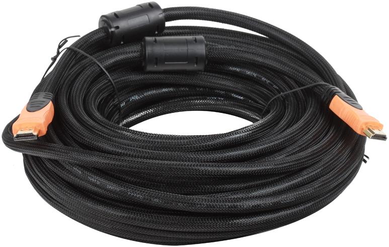 Кабель HDMI-HDMI с Ethernet AOpen ACG532D 20 м SotMarket.ru 2310.000