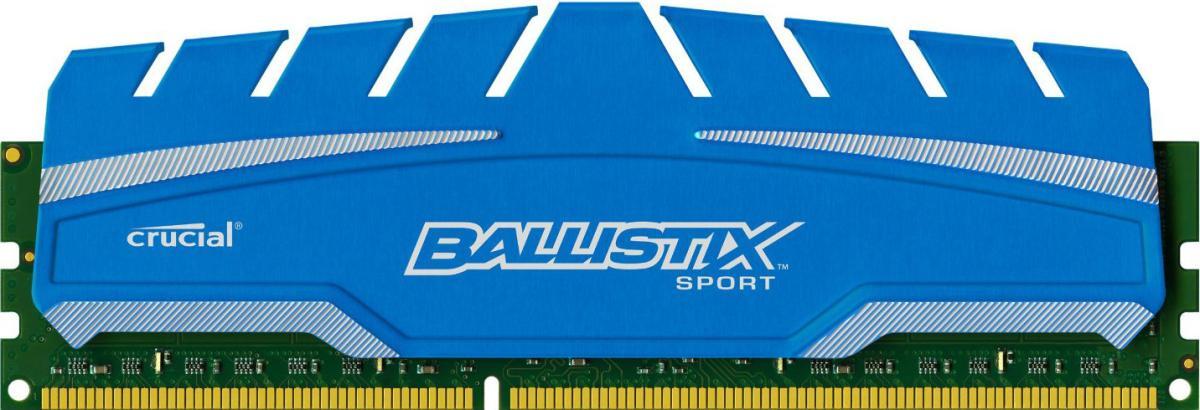 Crucial BLS4G3D169DS3CEU DDR3 4GB DIMM SotMarket.ru 2640.000