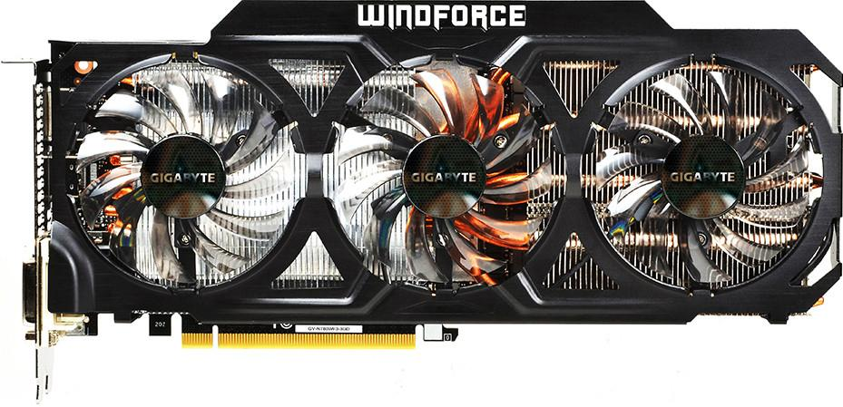 GIGABYTE GeForce GTX 780 GV-N780WF3-3GD PCI-E 3.0