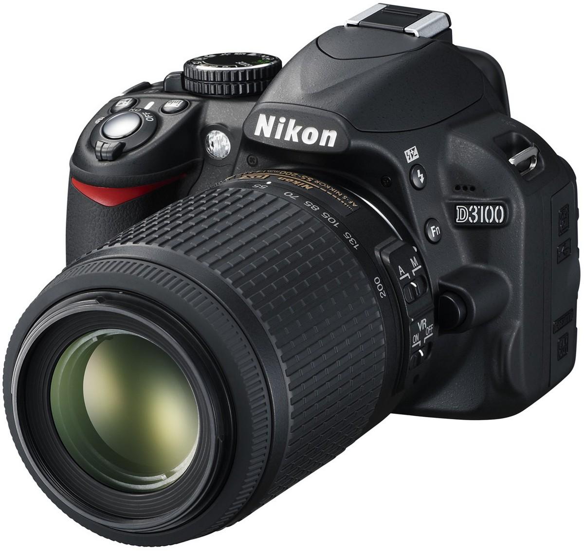 Nikon d5100 18 105 vr 4