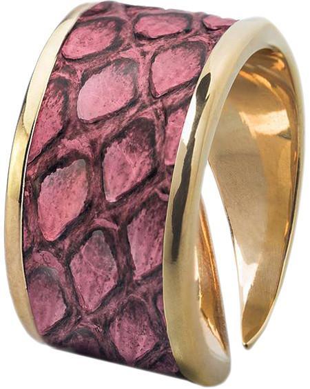 Кольцо Bon Vie Бланш - Розовый питон КЦ818-12 SotMarket.ru 2100.000