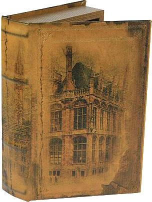 Шкатулка Русские подарки Старая Англия 184183 SotMarket.ru 610.000