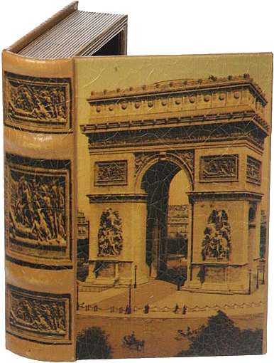 Шкатулка Русские подарки Триумфальная арка 184033 SotMarket.ru 620.000