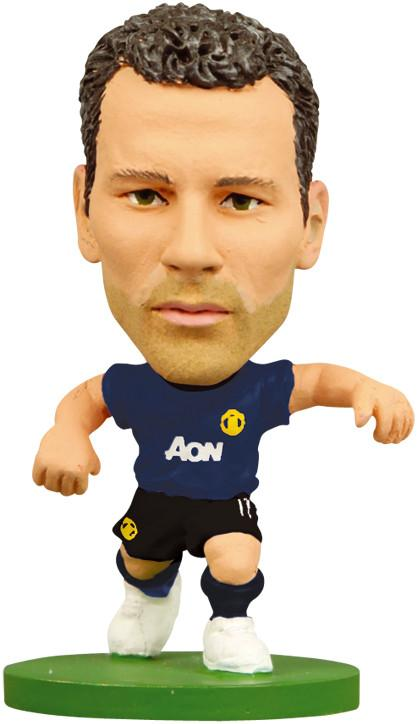 Фигурка футболиста SoccerStarz Manchester United Ryan Giggs 202505