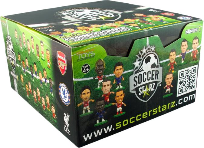 Набор фигурок футболистов SoccerStarz Single Random Figure 73521