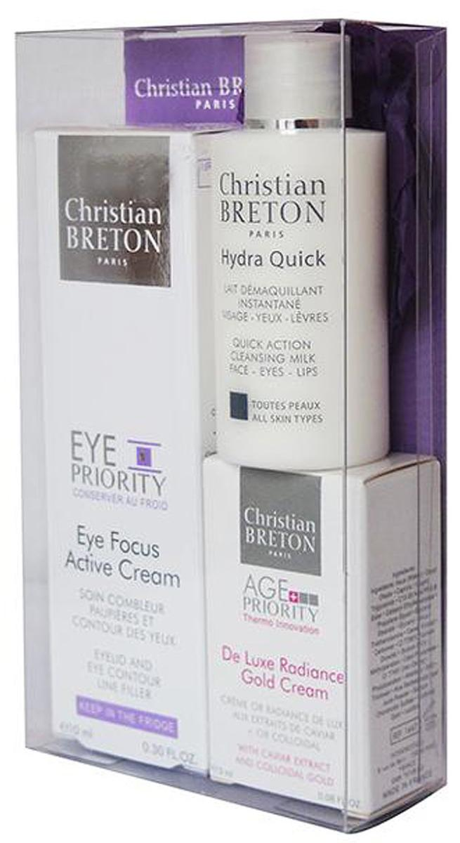 Подарочный набор Christian Breton «Eye Focus Active Cream» SotMarket.ru 1910.000