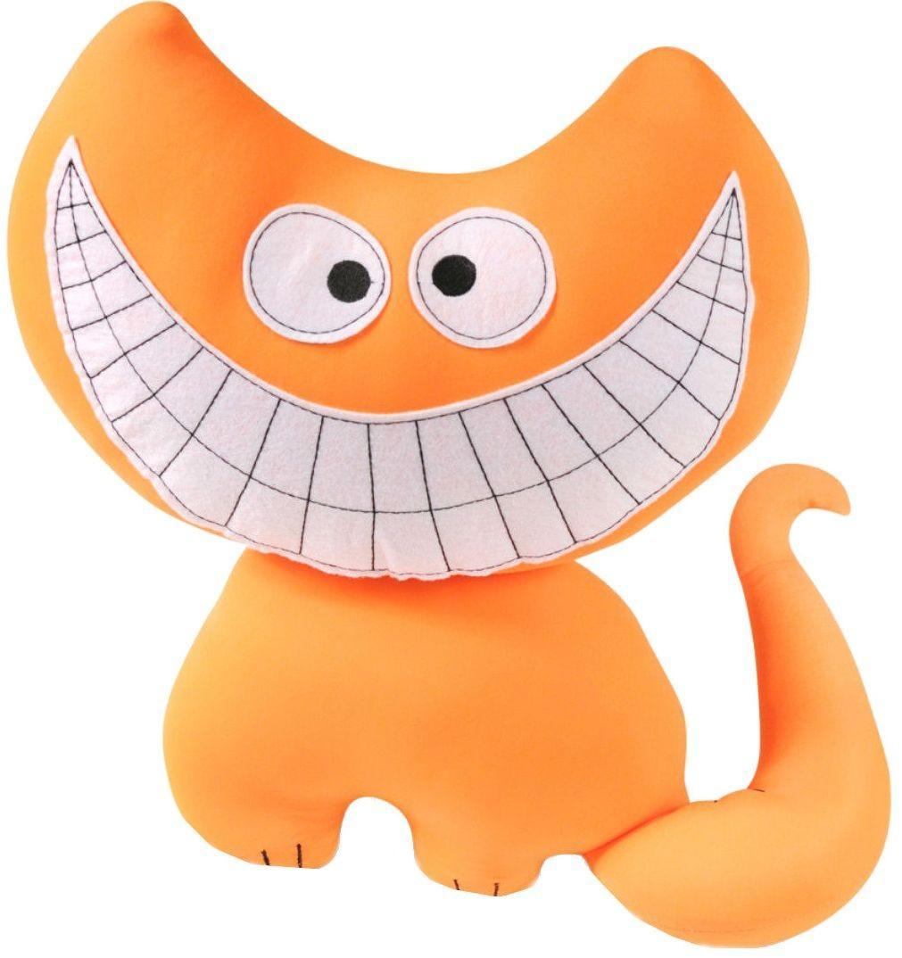 Игрушка-антистресс Экспетро Кошка-улыбается немножко A094 SotMarket.ru 1100.000