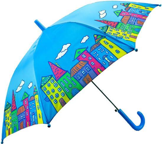 Зонт Mary Poppins Домики 63677 SotMarket.ru 640.000