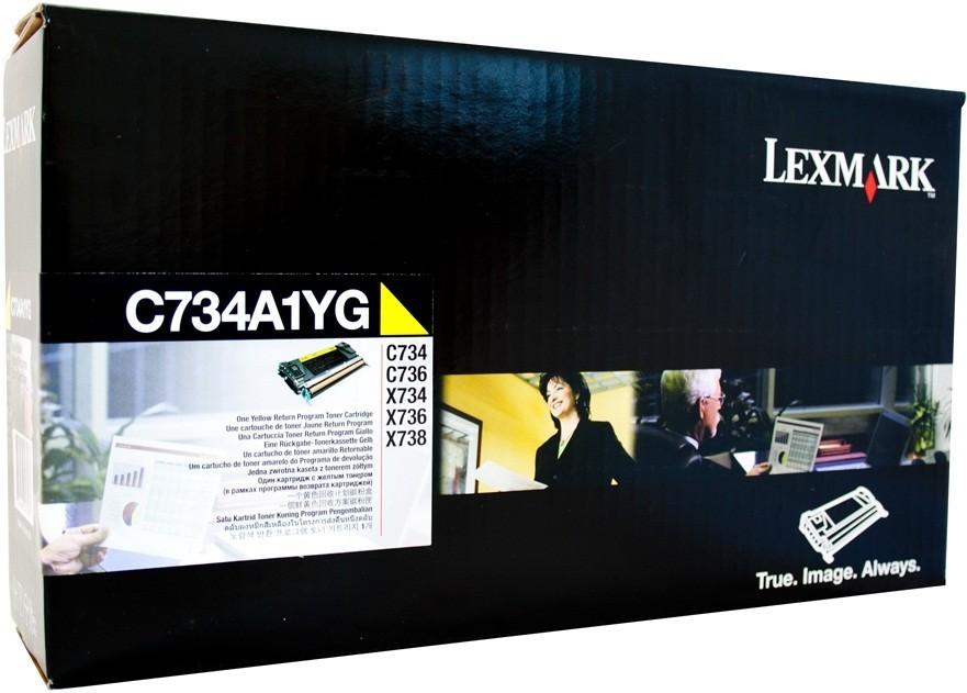 Lexmark LX-C734A1YG SotMarket.ru 9510.000