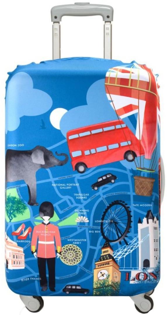 Чехол для чемодана LOQI London LOQI.LS.UR.LO SotMarket.ru 940.000