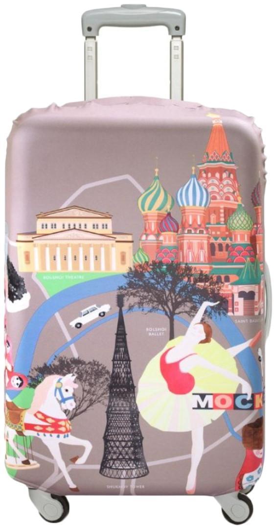 Чехол для чемодана LOQI Moscow LOQI.LS.UR.MO SotMarket.ru 940.000