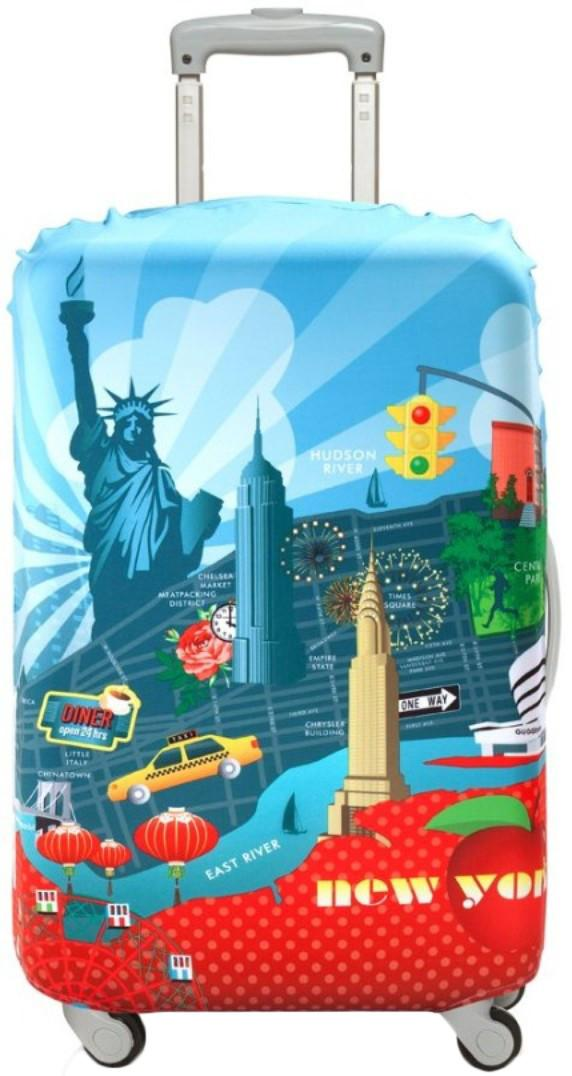Чехол для чемодана LOQI New York LOQI.LS.UR.NY SotMarket.ru 940.000