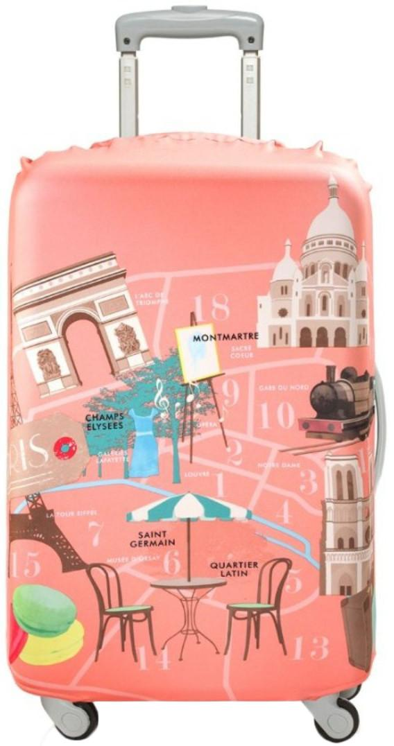 Чехол для чемодана LOQI Paris LOQI.LS.UR.PA SotMarket.ru 940.000