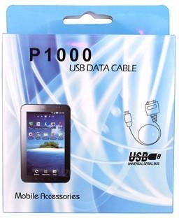 USB дата-кабель для Samsung GALAXY Tab P1000 SotMarket.ru 550.000