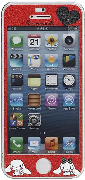 Наклейка на Apple iPhone 5 Lovable Dog SotMarket.ru 200.000