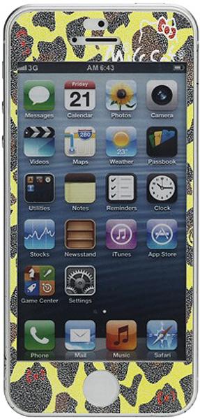 Наклейка на Apple iPhone 5 Miss Sofi Hello Kitty SotMarket.ru 200.000