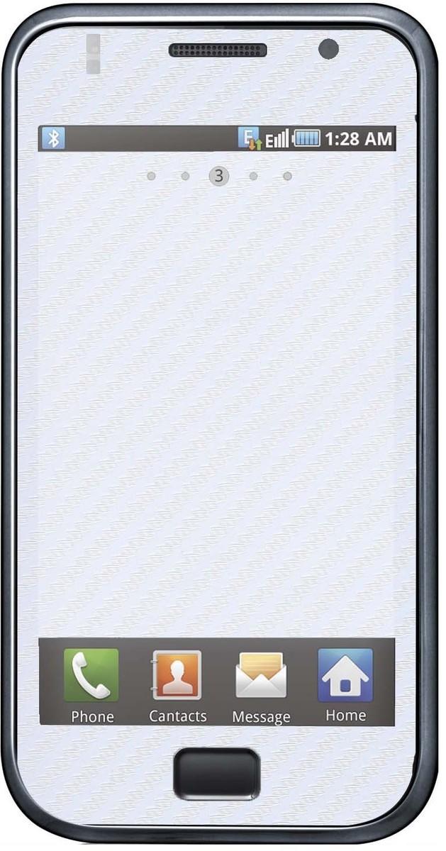 Наклейка на Samsung i9000 Galaxy S Vinil-Koritsa Черный лев SotMarket.ru 400.000