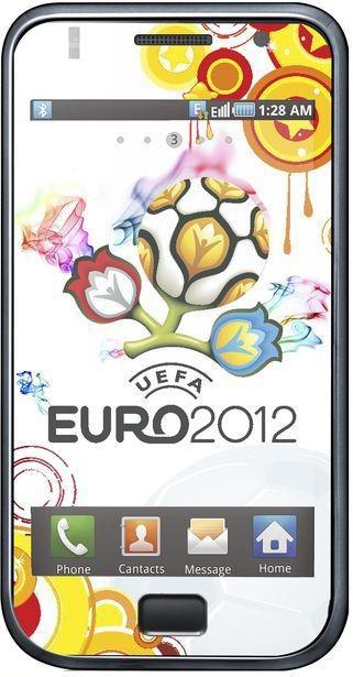 Наклейка на Samsung i9000 Galaxy S Vinil-Koritsa Euro2012 SotMarket.ru 400.000