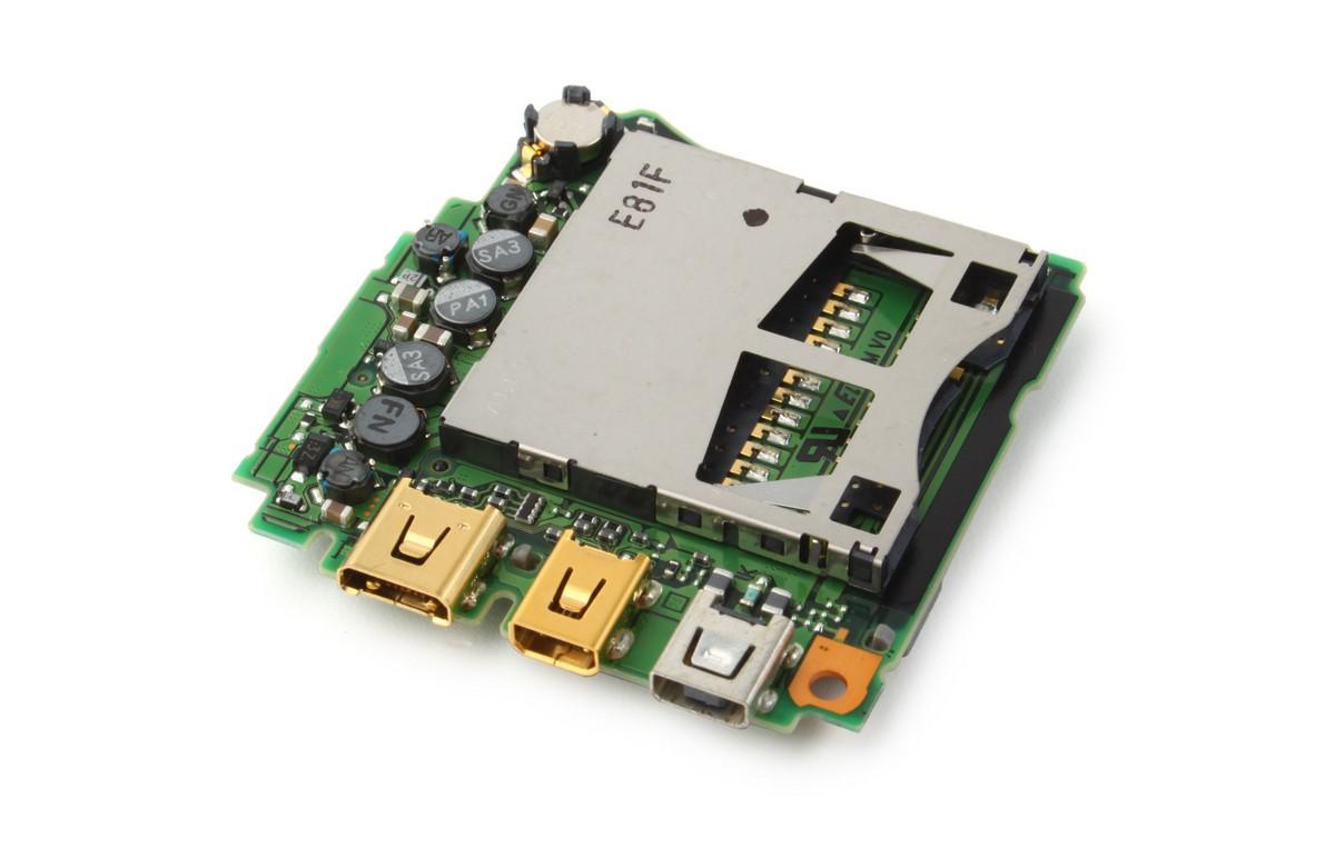 Микросхема основной платы для Panasonic Lumix DMC-FX35 SotMarket.ru 720.000
