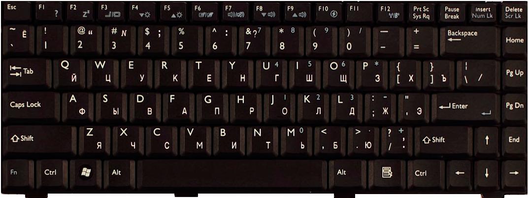 Клавиатура для Benq Joybook R43 SotMarket.ru 1300.000
