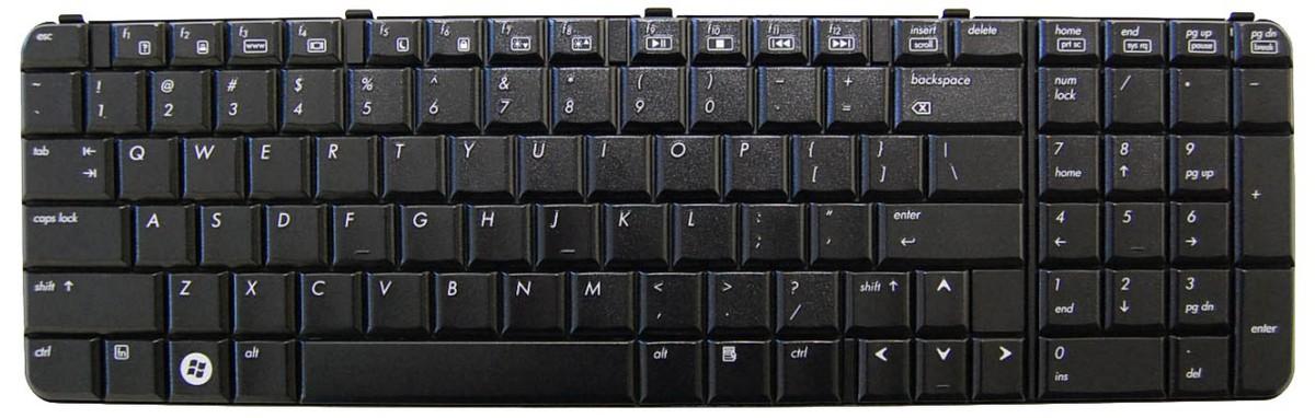 Клавиатура для HP Pavilion HDX-9000 SotMarket.ru 880.000