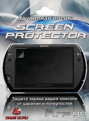 Защитная пленка для Sony PSP GO GameGuru PSPGO-Y051 SotMarket.ru 120.000