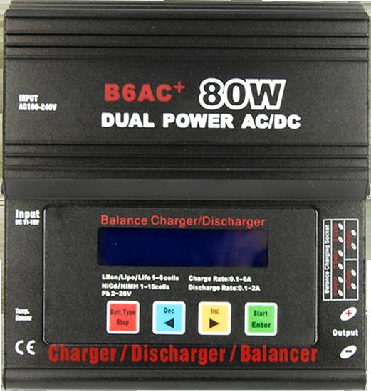 Зарядное устройство B6AC 80W SotMarket.ru 2550.000
