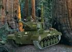 Радиоуправляемый танк Heng Long Snow Leopard 1:16 3838-1 PRO